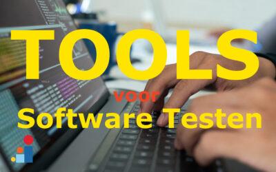 Tools voor Software Testen