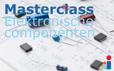 Masterclass Elektronische componenten