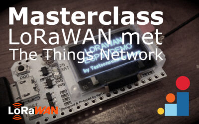 Masterclass LoRaWAN met The Things Network