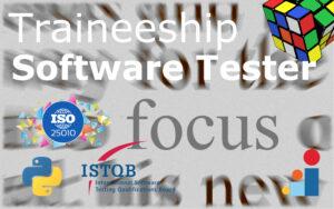 Traineeship Software Tester