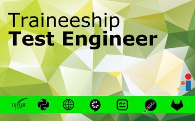 Traineeship Test Engineer