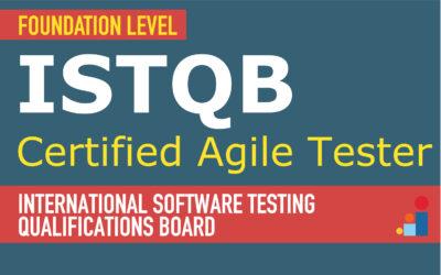 ISTQB Foundation Level Agile Tester